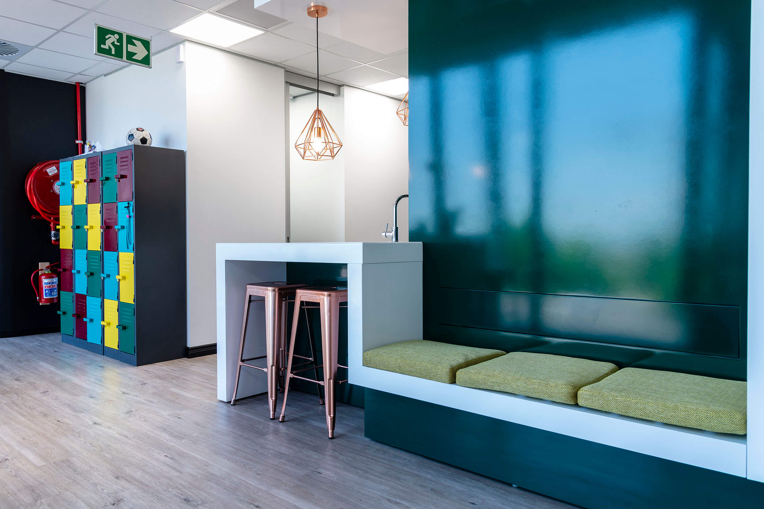 AE Networks- Turnkey Interiors - Corporate Interior Design and Build