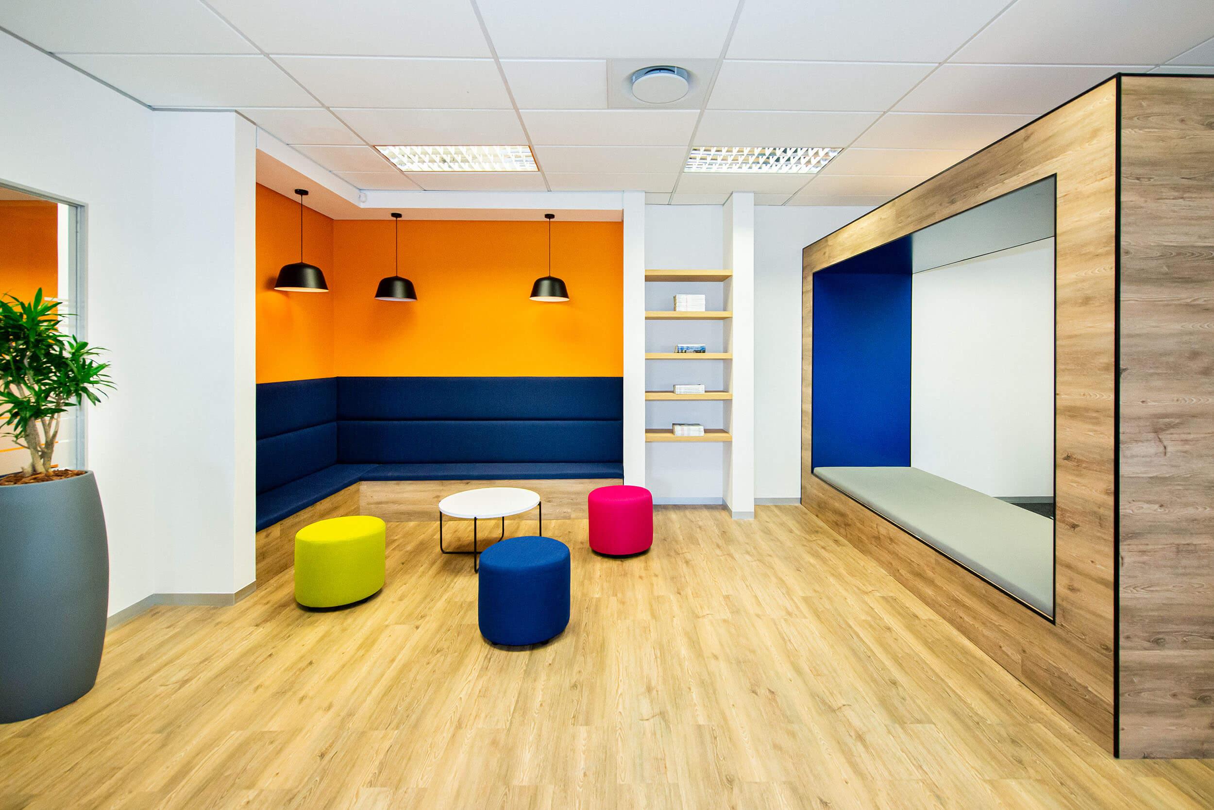 ITL - Turnkey Interiors - Corporate Interior Design and Build