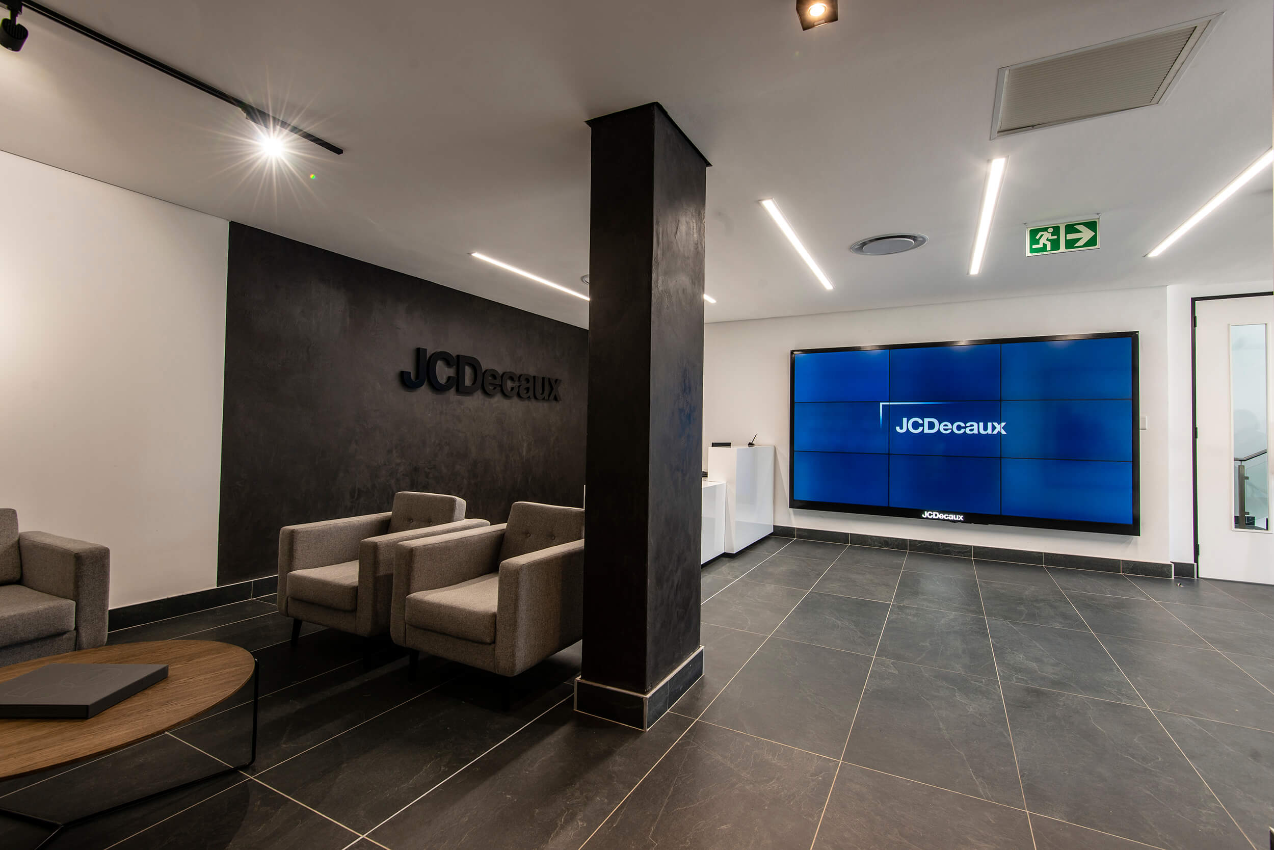 JCDecaux - Turnkey Interiors - Corporate Interior Design and Build