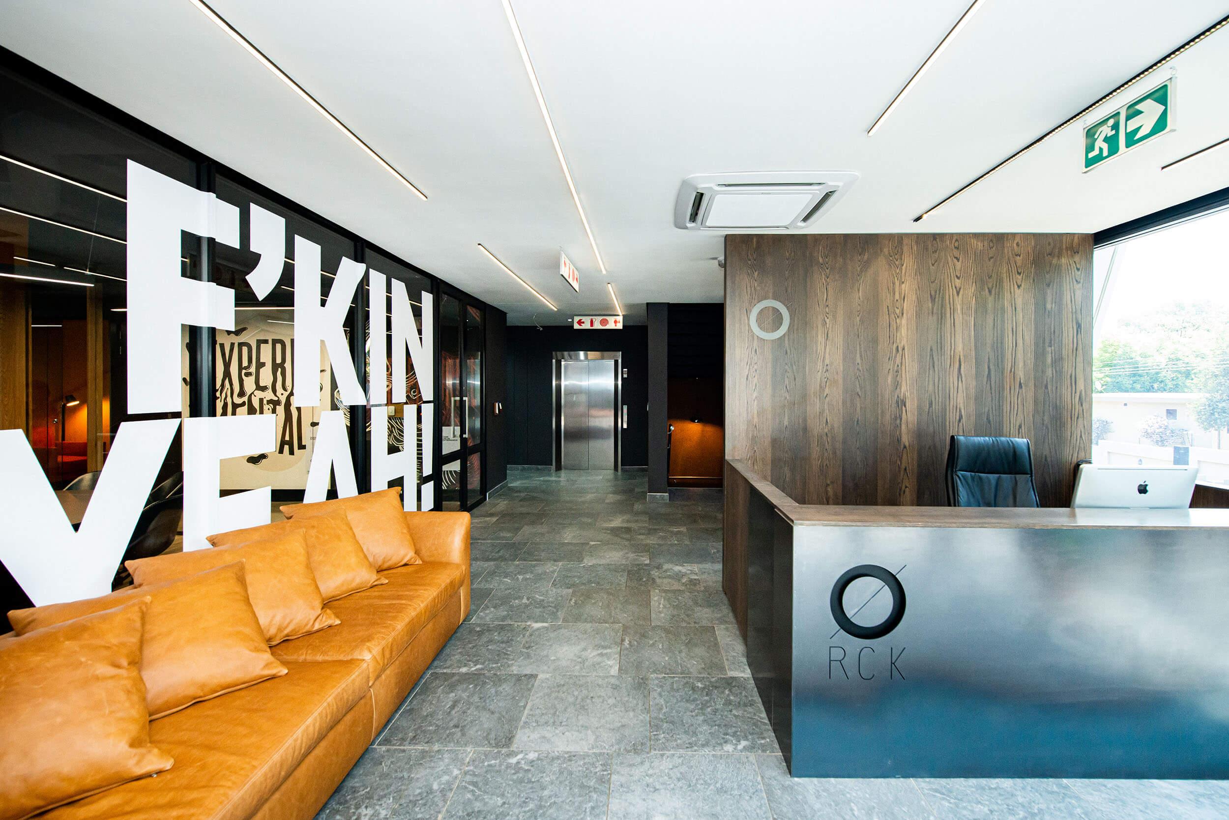 Roering Creative Kin - Turnkey Interiors - Corporate Interior Design and Build
