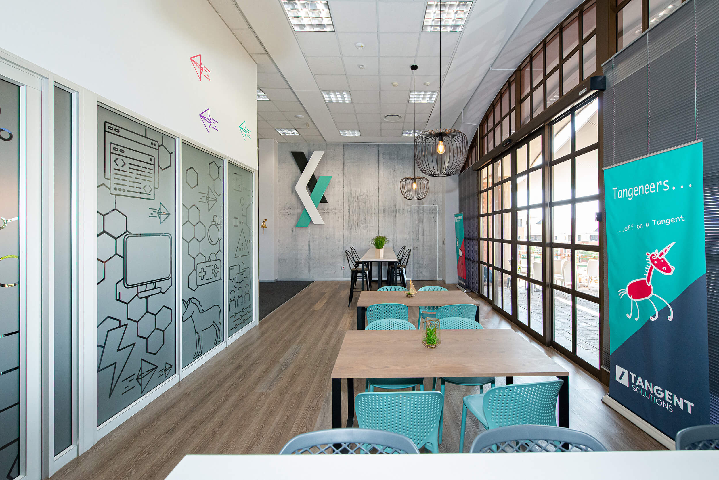 Tangent Solutions - Turnkey Interiors - Corporate Interior Design and Build