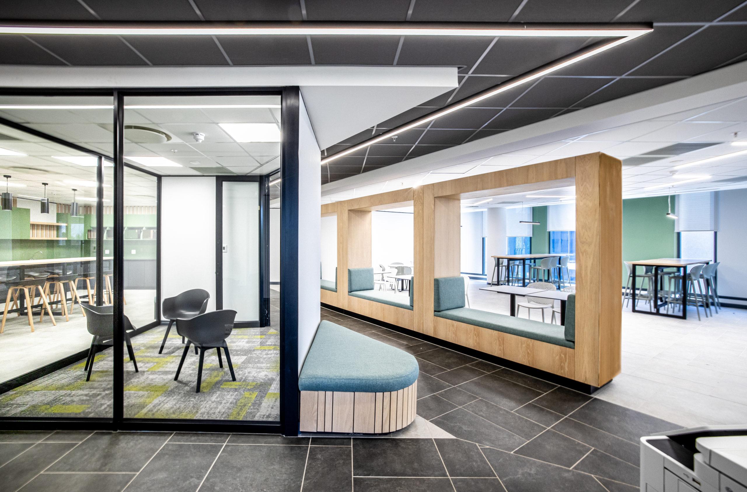 Life Healthcare - Turnkey Interiors - Corporate Interior Design and Build