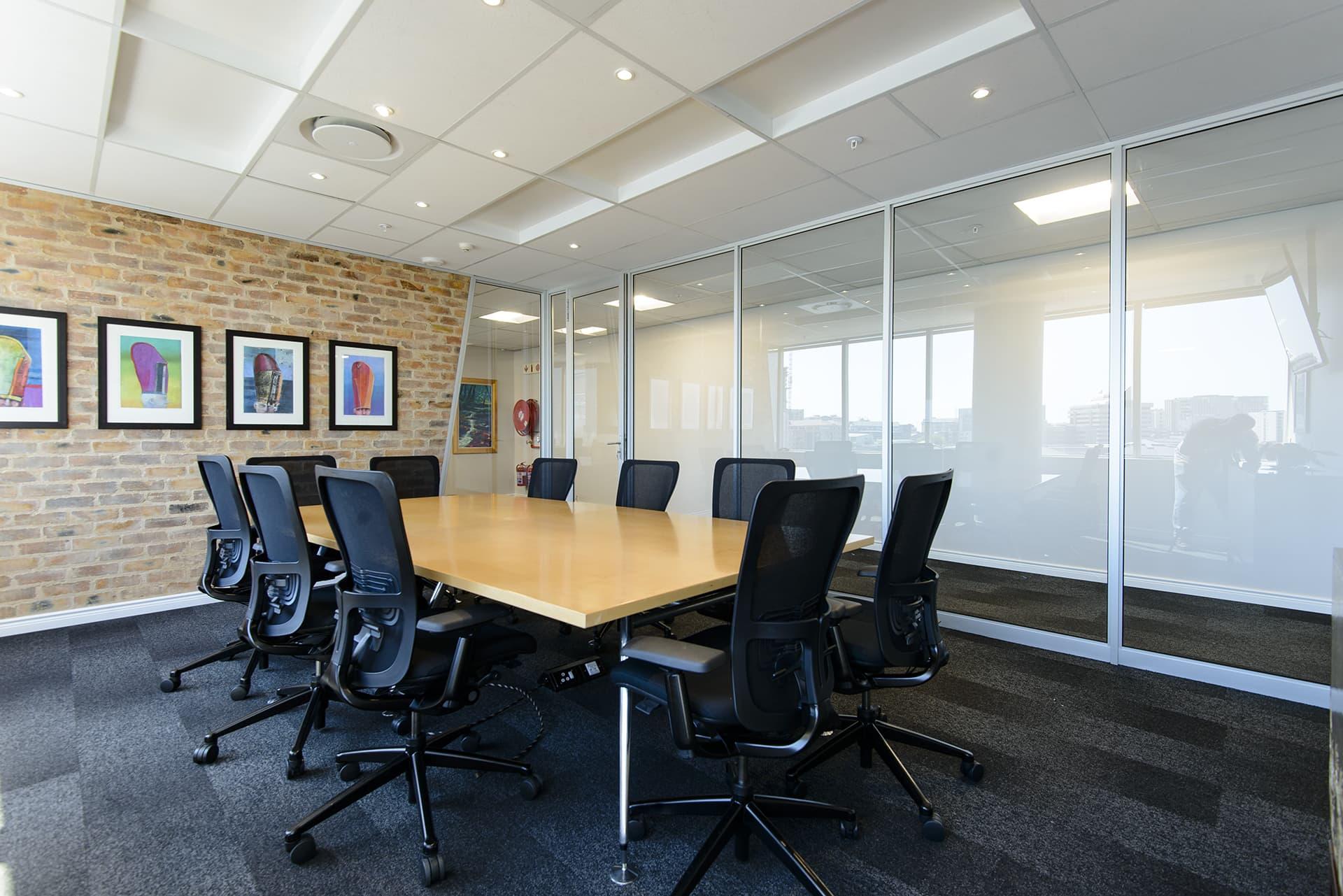Rand Merchant Bank - Turnkey Interiors - Corporate Interior Design and Build