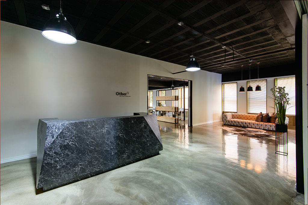 The Other Foundation - Turnkey Interiors - Corporate Interior Design and Build